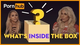 Pornhub Plays What's in the Box?