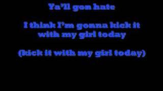 Keri Hilson ft Kanye West & Ne-Yo - Knock You Down + On screen lyrics ( New 2009 Song) w/ lyrics