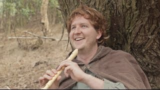 The Hobbit: Recorder by Candlelight - The Shire Theme - Matt Mulholland