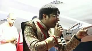 OHH PALANHARE, SADHU SAINIK MIX JAIN SONGS | Vicky D Parekh Live At Ahmedabad V4U