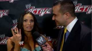 Trish Stratus talks about her Hall of Fame career