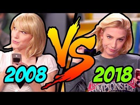 Xxx Mp4 HIGH SCHOOL IN 2008 VS 2018 3gp Sex