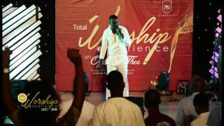 Minister Joe Mettle @ Total Worship Experience - UCC'16