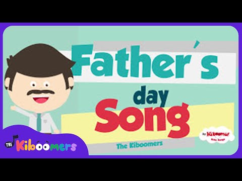 Daddy Is His Name O Father s Day Song for Kids The Kiboomers