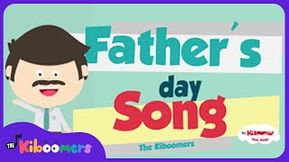 Daddy Is His Name O | Father's Day Song for Kids | The Kiboomers