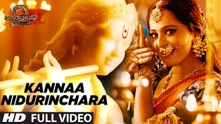 Kannaa Nidurinchara Full Video Song | Baahubali 2 | Prabhas, Anushka Shetty, Rana, Tamannaah