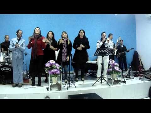 ieab jd reni-- VI Festival de Música - hinos da harpa cristã.  (02ª apresentação)