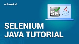 Selenium Java Tutorial For Beginners | Automation Testing Tutorial | Selenium WebDriver | Edureka