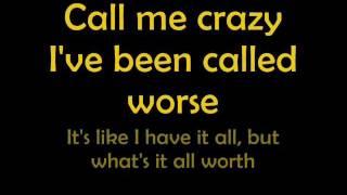 Lil Wayne - Paradice (lyrics)