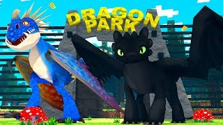 WELCOME TO DRAGON PARK! - Minecraft Dragons