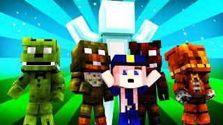 FNAF World - PURPLE GUY'S SECRET? (Minecraft Roleplay) Day 18
