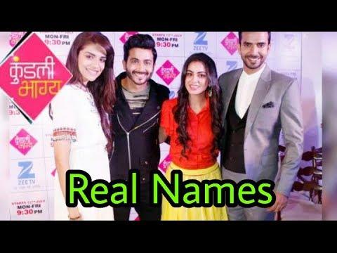 Xxx Mp4 Real Life Names Of Kundali Bhagya Cast 😊 Offspin Of Kumkum Bhagya 3gp Sex