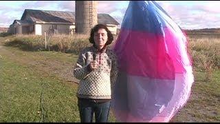 Comment faire une montgolfière et la faire voler