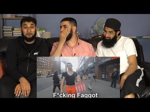 Xxx Mp4 MUSLIMS REACTING TO HOMOSEXUALS 3gp Sex