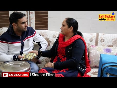 When Desi go Abroad - | Lalit Shokeen Comedy |