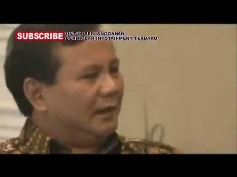 Sifat Asli Prabowo Tercermin Dari Video Ini !!!!