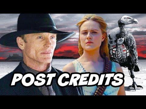 Westworld Season 2 Episode 10 Post Credits Scene and Season 3 Teaser Explained