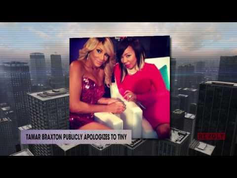 Xxx Mp4 Tamar Braxton Publicly Apologizes To Tiny Rumor Report 3gp Sex