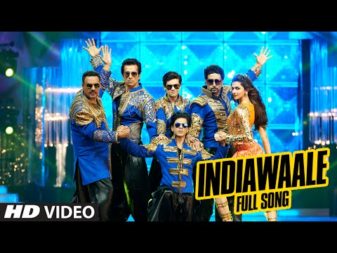 Official India Waale Full Video Song Happy New Year Shah Rukh Khan Deepika Padukone
