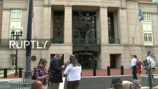 LIVE Closing arguments for Manafort trial: stakeout