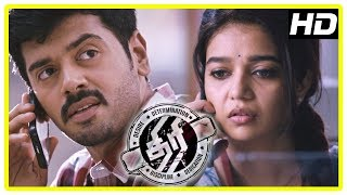 Thiri Movie Scenes | Jayaprakash supports Ashwin | Azhagappan warns Ashwin | Swathi