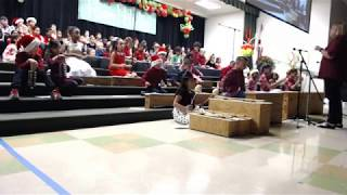 DBES Holiday Chorus and Orff Concert