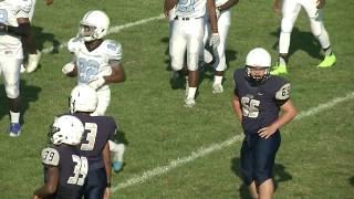 Freshmen Football Lorain vs. Cleveland Benedictine 9-21-17