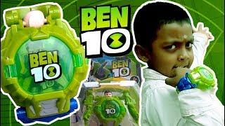 Ben 10 | Hero Watch Toy | It's Hero Time | Tamil
