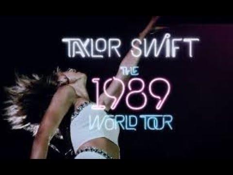 Taylor Swift - 1989 World Tour (Best Vocals) Part 2