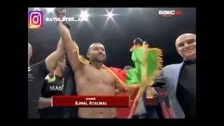 Ajmal Atalwal VS  Krzysztof Golaszewski