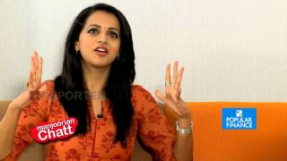 Interview with Bhavana - Malayalam Actress - Reporter Live