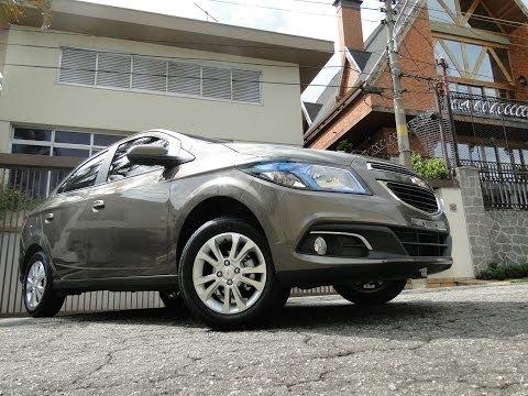 Novo Chevrolet Prisma 2014 LTZ Automático