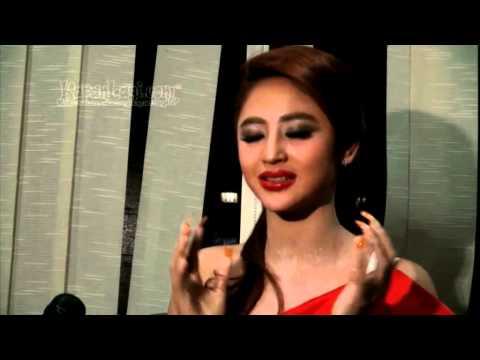 Dewi Perssik Kapok Main Film Bareng Bintang Porno