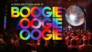 A onda disco dos anos 70 Boogie Oogie Oogie - (DVD Oficial)