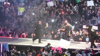 CM Punk's Entrance At Wrestlemania XXIX