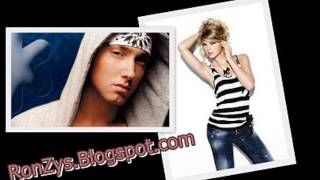 Eminem Ft. Taylo Swift - You're not sorry (remix)
