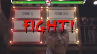 Van Damme - Mortal Kombat - Bloodsport Edition