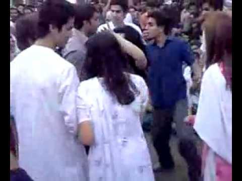 Girls dance Nishtar Medical Collage Multan