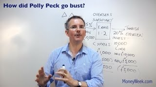 The accounting trick that fooled Polly Peck