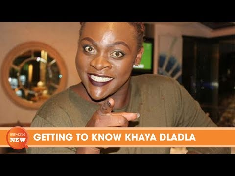 Xxx Mp4 GETTING TO KNOW KHAYA DLADLA 3gp Sex