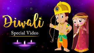 Chhota Bheem - Diwali Special Video (Bheemayan) | Happy Diwali