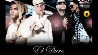 El Duro (Official Remix) -  Kendo Feat  Don Omar, Daddy Yankee & Baby Rasta