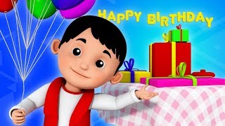 happy birthday song birthday song nursery rhymes cake song childrens rhymes  kids tv S02 EP0237