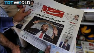 Are the sanctions against Iran effective?