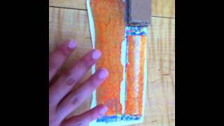 How To Make A Paper Mache AK47 Part 4