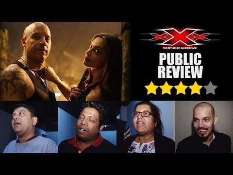 Xxx Mp4 Deepika Vin S XXx Return Of Xander Cage S Public Review In India 3gp Sex