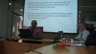 Development Ethics in Malaysia -Prof. Dr. Ravichandran Moorthy, University Kebangsaan Malaysia; AUSN