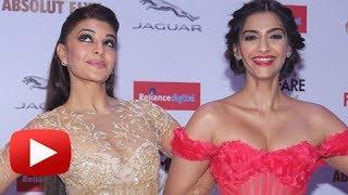 BESTIE WAR! Sonam Kapoor v/s Jacqueline Fernandez Cannes Look COPIED!