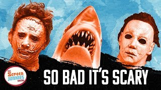 Horror Movies So Bad They
