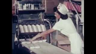 Milk Production in 1940s: Triple Goodness - 1948 Dairy Farming & Milk - CharlieDeanArchives